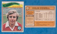 Charlton Athletic Colin Powell 92